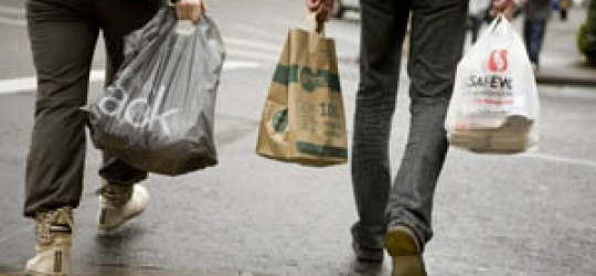 Sustainable: New biodegradable plastic bag is in the works