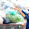 Non-biodegradable plastic bags polluting HCMC Vietnam