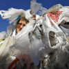 Video: Los Angeles City Council to Ban Plastic Bags, Workers Protest