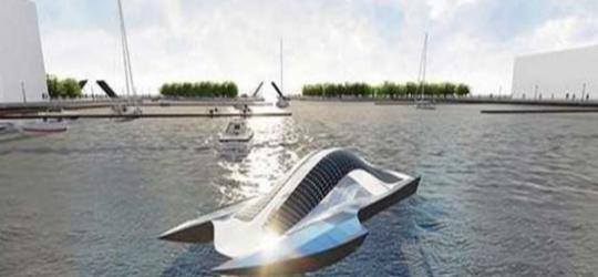 Surface Skimmer for Plastic Waste – Holland