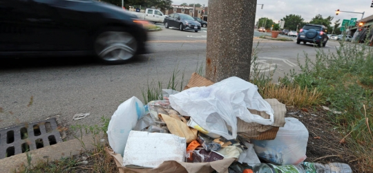 Plastic bag ban in Boston could carry statewide