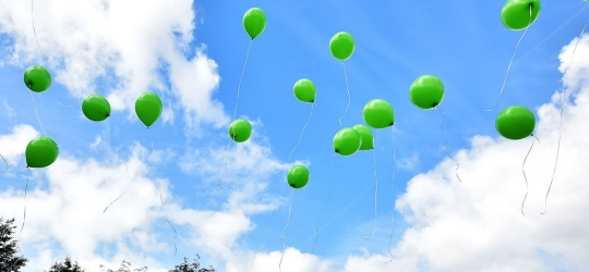 The 32 parks people could soon be banned letting go of balloons – UK