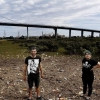 Clean-up volunteers tackle largely plastic pollution on Melbourne's beaches- Australia